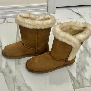 Fur Lined Women's Short Winter Boot NWOT